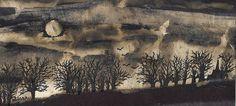 Fire    Fire in a mediterranean wood. Fire has visited the catalan woods this summer. I draw the dramatic scene of our lanscape.Drawing with nogaline-bleach and ink.    Foc als boscos catalans aquest estiu 2012. Imatge d'un paratge que caldrá recuperar com sigui.  Dibuix amb nogalina, lleixiu i tinta. Fire Fire, Bleach, Woods, Miniatures, Scene, Ink, Spaces, Drawing, Random