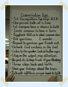I like this...kids these days just don't know how to chat on-topic (appropriately)