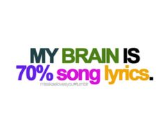 true story. can't remember why I walked into a room, but I can remember every word to a song from 1985.