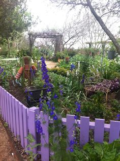 Children's garden - I will definitely have a place in the garden for the kids to plant things