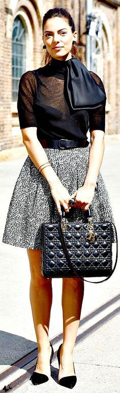 Dress for Work.  PattyonSite