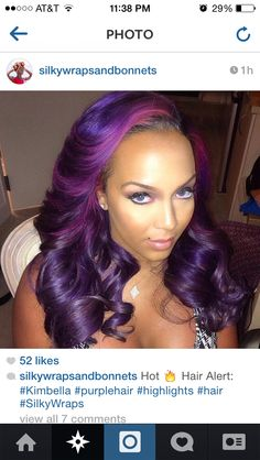Her hair is the bomb.com