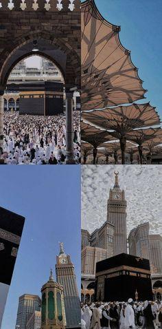 Islamic Wallpaper Iphone, Quran Wallpaper, Mecca Wallpaper, Islamic Quotes Wallpaper, Cute Wallpaper Backgrounds, Pretty Wallpapers, Islamic City, Mecca Kaaba, La Ilaha Illallah