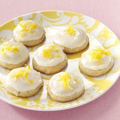 Honey Lemon Cookies ❤❦♪♫