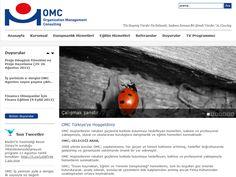 OMC Türkiye websitesi Full Group tarafından geliştirildi.