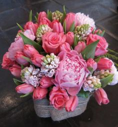 """PLACE YOUR ORDER PRIOR TO FEB 7th and type """"LOVE2014BBP"""" into your order description and BBrooks will WAIVE YOUR SERVICE FEE OF $10 for mentioning your visit to our PINTEREST page! --- Photo courtesy of member florist Camelback Flowershop (AZ) ---"""