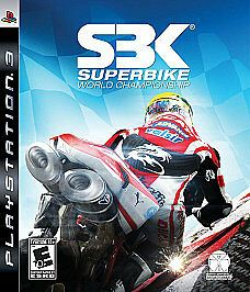 Sbk Superbike World Championship Ps3 Playstation 3 Kids Bike