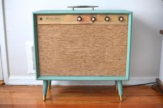 Custom 1962 Silvertone 4707 Organ Amp