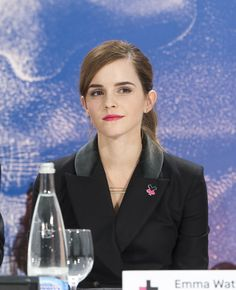 Heforshe Press Conference: IMPACT 10x10x10 Initiative in Davos (January 23, 2015)