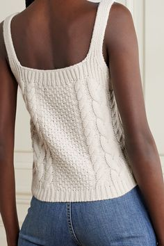 Nili Lotan, Cable Knit, Fashion News, Crochet Top, Knitwear, Cashmere, Menswear, Knitting, Sweaters
