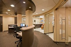 Oral Surgery Suites (Lots of dental office design examples on this site)