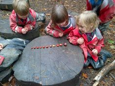 Meaningful maths at Woodland Outdoor Kindergartens