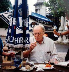 Joseph Brodsky London, 1992