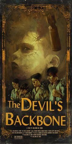the devil's backbone by juan hugo martinez