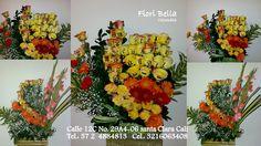 Los Arreglos Florales de #FioriBellaColombia con Rosas son diseños únicos y elaborados con #RosasImpresas de hermosos mensajes que te ayudaran a expresar tus sentimientos a esa persona especial para ti. #DiloconRosasImpresas, #RosasImpresas, #ArreglosconRosasImpresas, #SpeakingRosesColombia, #SpeakingRosesCali, #FloristeríaCali.