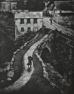 Adolph Fassbender  Rain, 1937