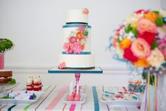 Top 5 Tips On How To Choose Your Wedding Cake
