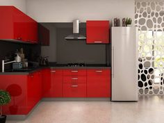 Exclusive #Small & #Modular #Kitchens #Interior #Design #Ideas! #Amazing Kitchen <3 # please like comment and share.. Call/Whatsapp us +91 9163363930/31... www.interiordesigningcompany.com/modular-kitchen.php