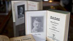 'Mein Kampf' z podpisem Hitlera sprzedane w Amsterdamie #popolsku