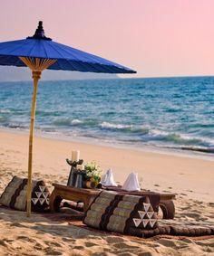 Seda y Nacar - Beach