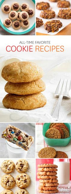 Celebrate Christmas with our favorite cookie recipes! They'll be sure to make you holiday merry and bright: http://www.bhg.com/christmas/cookies/favorite-christmas-cookies-and-bars/?socsrc=bhgpin112313alltimefavoritechristmascookies