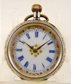 Reloj lepine CYLINDRE Francia c.1890