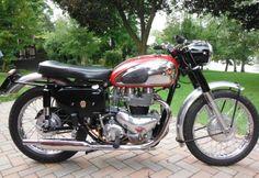 1960 Matchless G12 CSR
