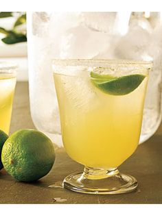10 Delicious Non-Alcoholic Drink Recipes: Limeade