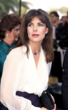 princess caroline of monaco 1994 - AOL Image Search Results Andrea Casiraghi, Charlotte Casiraghi, Grace Kelly, Princess Alexandra, Princess Stephanie, Beatrice Borromeo, Albert Von Monaco, Monaco Princess, Monaco Royal Family