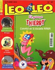 LEO LEO  nº 321 (Outubro 2015)