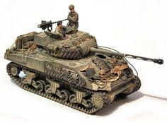 Sherman Firefly IC by Alan Wells