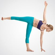 3 Half Moon Ardha Chandrasana 4 Yoga Poses to Feel Sexier Womens Health Magazine Fitness Goals, Yoga Fitness, Health Fitness, Women's Health, Womens Health Magazine, Yoga Moves, Best Weight Loss, Get In Shape, Stay Fit