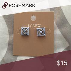 J. Crew earrings J. Crew earrings J. Crew Jewelry Earrings