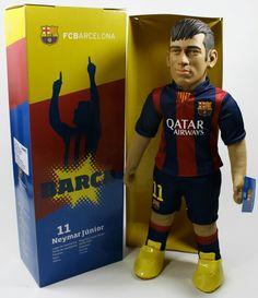 #neymar figure by #BubuzZ  Buy now: www.bubuzz-dolls.com