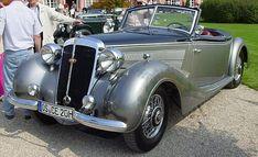 1938 HORCH V930 - coachwork by Karosserie Glaser of Dresdden, Germany.