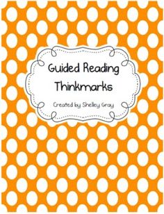 These guided reading