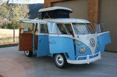 VW westfalia 1966