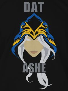 League of Legends Ashe T-shirt