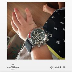 Probably the youngest ToyWatch fan ever! Use #ToyWatch to share your #TWlove (even if you are a grown-up!) Click to see more! #ToyWatch #TWlove #watch #watches #style #fashion #accessories #quote #quotes #quotation #quotations #famous #celebrity #celebrities #inspiration #baby #child #cute #chrono
