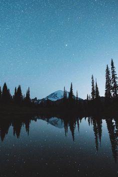 Mt. Rainier National Park by Bryan Daugherty