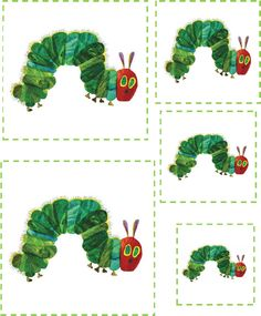 The Very Hungry Caterpillar Activity Pack | Scribd