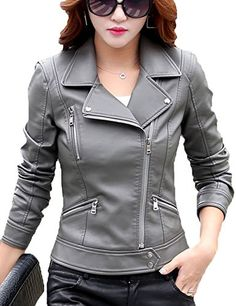 Cargo Jacket Outfit, Leather Jacket Outfits, Jacket Style, Stylish Jackets, Cute Jackets, Jackets For Women, Clothes For Women, Stylish Outfits, Fashion Outfits