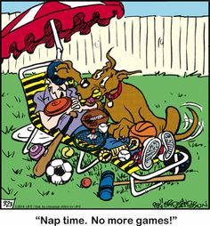 Marmaduke Comic Strip, September 23, 2014 on GoComics.com
