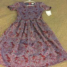Lula Roe Amelia Dress NWT- adorable dress! LuLaRoe Dresses