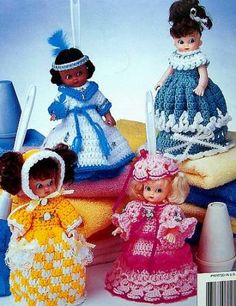 images of free air refresheners croheted doll patterns | AIR FRESHENER DOLL PATTERNS « FREE Knitting PATTERNS