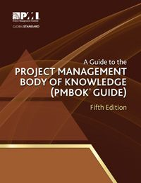 Project management institute book of knowledge