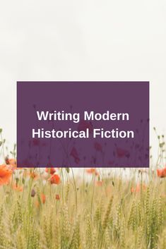Tips for writing Modern Historical Fiction - stories set in the relatively recent past, such as the or Creative Writing Tips, Blog Writing, Writing A Book, Writer Tips, Fiction Stories, Story Writer, Story Setting, Historical Fiction, Screenwriting