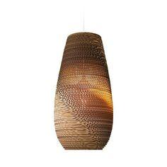 Graypants Scraplight Drop 18 Hanglamp