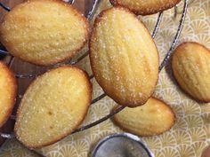 Madeleine, az álomfinom francia teasütemény – levendula lány Naan, Pretzel Bites, Muffin, Tasty, Bread, Breakfast, Healthy, Food, Decor