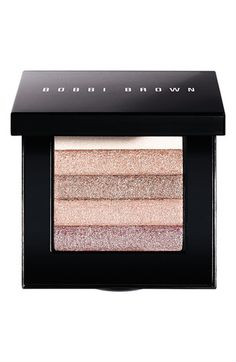 Bobbi Brown Shimmer Brick in 'Beige'. Yet another great highlighter... I use this almost every day.